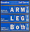 Greater Metro Vancouver Gas Prices